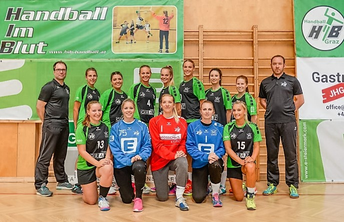 HIB Handball Damen-2016